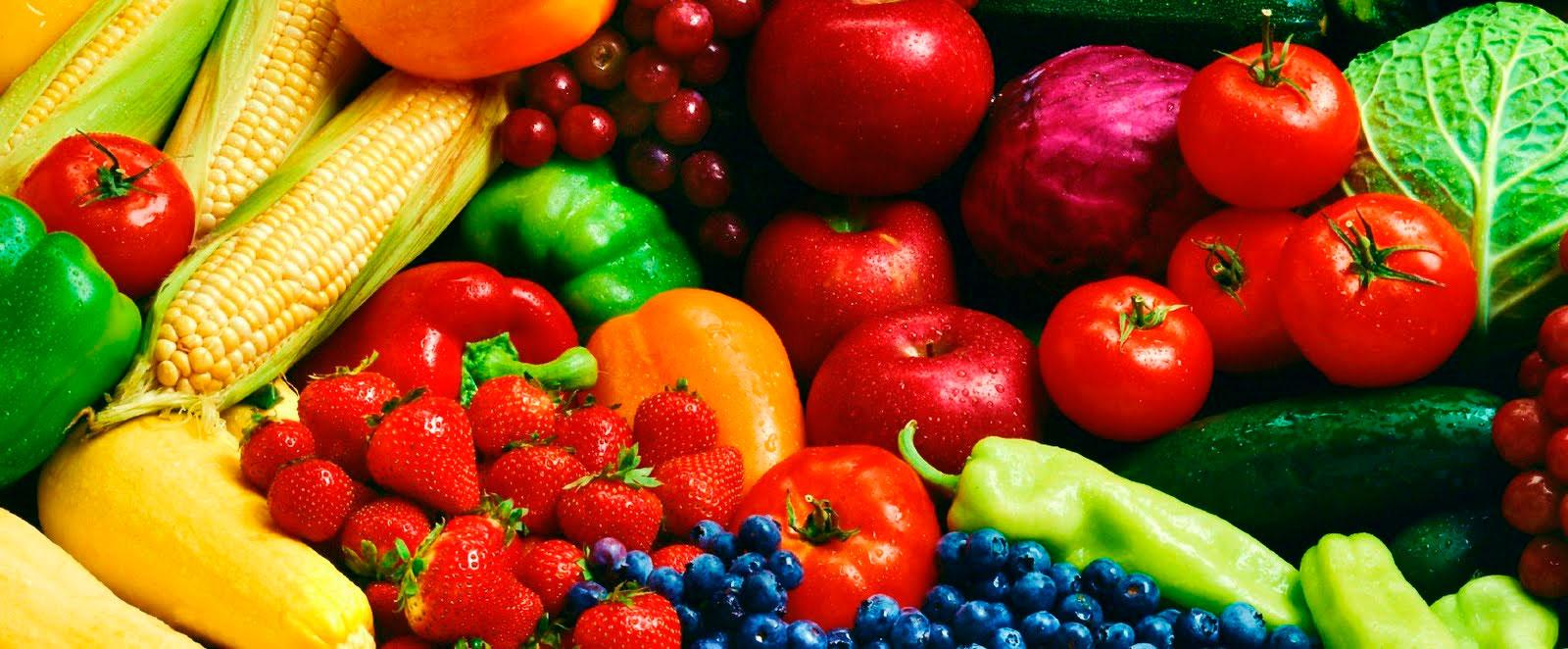 A ingestão de frutas e legumes previne o aparecimento de certos tipos de câncer