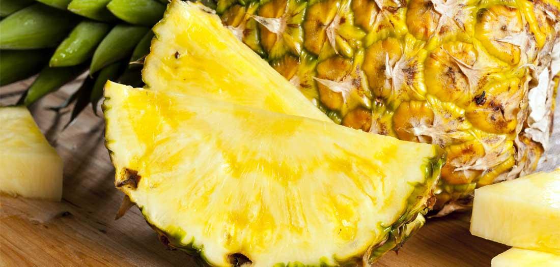 9 Benefícios do abacaxi!