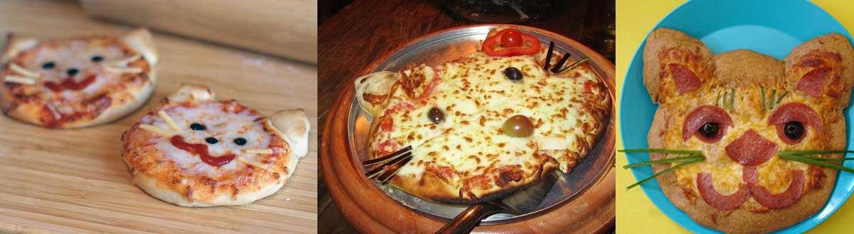 Pizza Saudável para crianças