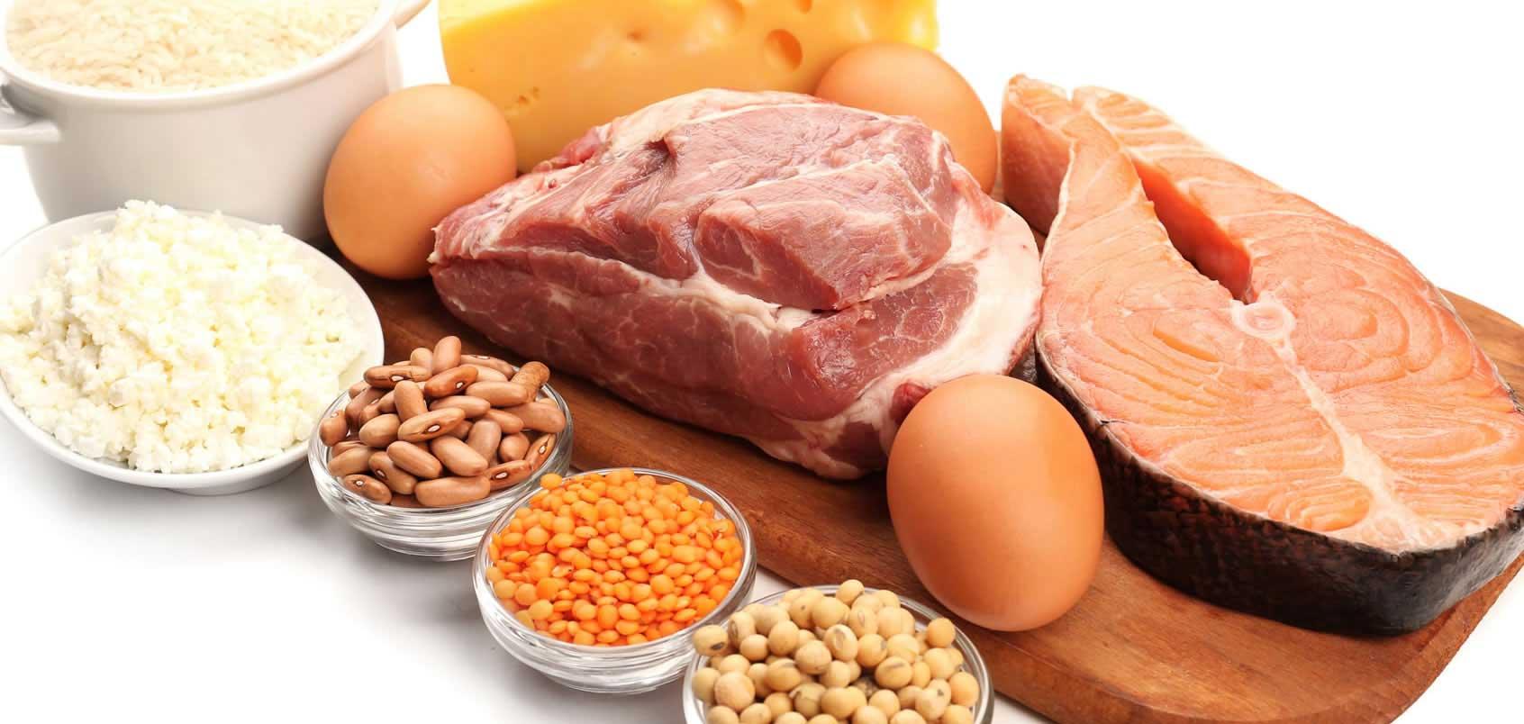 Proteína em excesso pode fazer mal; saiba por que